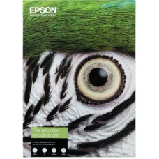 Epson Fine Art Cotton Smooth Bright A2