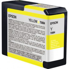 T5804 Yellow ink