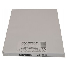 MD1084 Dual Sided Matt 100g A4 inkjet paper