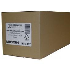 MH1284 Semi Matt paper 120 g 91,4 cm x 30m