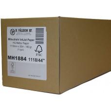 MH1884 Matt paper 180 g 111,8 cm x 30m
