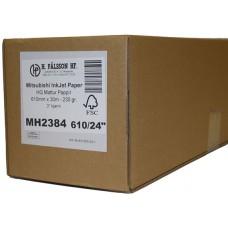 Pappír -  MH 2384 Mattur 230 g 61 cm x 30 m