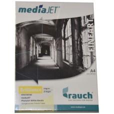 MediaJet® PhotoArt White Baryta inkjet paper A4